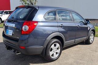 2009 Holden Captiva CG MY10 SX Grey 5 Speed Automatic Wagon