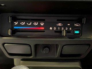 2006 Nissan Navara D22 MY2003 DX Silver 5 Speed Manual Utility