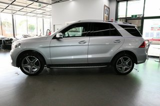 2018 Mercedes-Benz GLE-Class W166 MY808+058 GLE350 d 9G-Tronic 4MATIC Silver 9 Speed