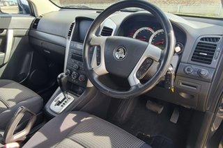 2009 Holden Captiva CG MY10 SX Grey 5 Speed Automatic Wagon.