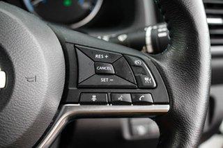 2019 Nissan Leaf ZE1 Ivory Pearl 1 Speed Reduction Gear Hatchback