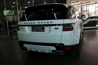 2021 Land Rover Range Rover Sport L494 21.5MY DI6 183kW SE White 8 Speed Sports Automatic Wagon