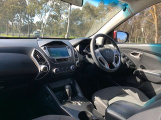 2012 Hyundai ix35 LM Active Red Sports Automatic Wagon