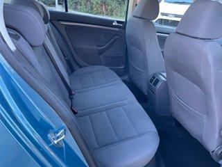 2006 Volkswagen Golf V Comfortline Tiptronic Blue 6 Speed Sports Automatic Hatchback
