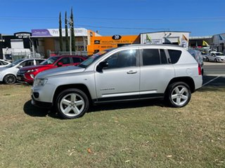 2012 Jeep Compass MK MY13 Limited CVT Auto Stick 6 Speed Constant Variable Wagon