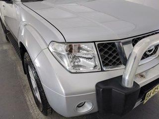 2009 Nissan Pathfinder R51 MY08 ST-L Silver 6 Speed Manual Wagon.