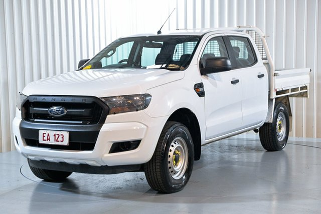 Used Ford Ranger PX MkII XL Hendra, 2017 Ford Ranger PX MkII XL White 6 Speed Sports Automatic Utility
