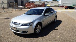 2008 Holden Berlina VE MY09 Dual Fuel Silver 4 Speed Automatic Sedan