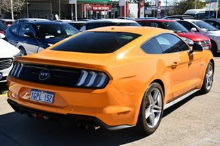 2018 Ford Mustang FN 2019MY GT Orange 10 Speed Sports Automatic Fastback