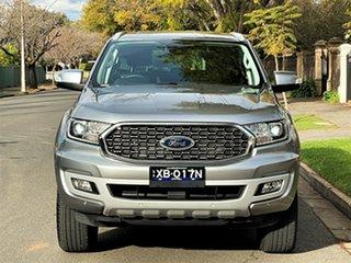 2021 Ford Everest UA II 2021.25MY Trend Aluminium 10 Speed Sports Automatic SUV.