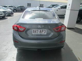2017 Holden Astra BL MY17 LS Grey 6 Speed Automatic Sedan.
