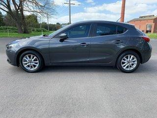 2015 Mazda 3 BM Series Touring Grey Sports Automatic Hatchback.