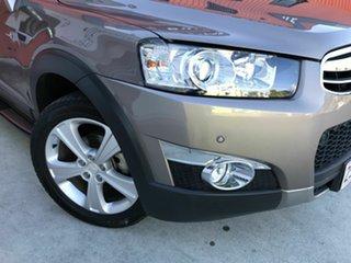 2013 Holden Captiva CG MY13 7 AWD LX Bronze 6 Speed Sports Automatic Wagon