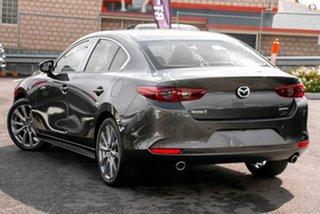 2021 Mazda 3 BP2S7A G20 SKYACTIV-Drive Touring Grey 6 Speed Sports Automatic Sedan