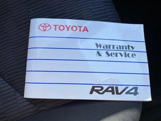 2010 Toyota RAV4 ACA38R MY09 CV 4x2 Black 5 Speed Manual Wagon