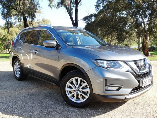 Used Nissan X-Trail T32 Series II ST-L X-tronic 2WD Morphett Vale, 2018 Nissan X-Trail T32 Series II ST-L X-tronic 2WD Grey 7 Speed Constant Variable Wagon