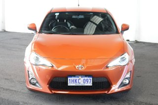 2013 Toyota 86 ZN6 GTS Orange 6 Speed Auto Sequential Coupe