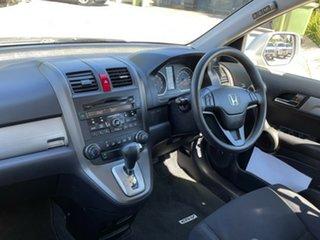 2010 Honda CR-V MY10 (4x4) Limited Edition Silver 5 Speed Automatic Wagon