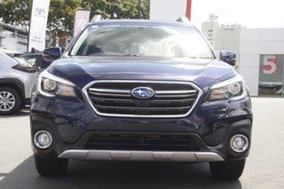 2019 Subaru Outback B6A MY19 2.5i CVT AWD Premium Blue 7 Speed Constant Variable Wagon.