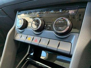2021 Skoda Kodiaq NS MY21 132TSI DSG White 7 Speed Sports Automatic Dual Clutch Wagon