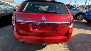 2011 Holden Commodore VE II MY12 Omega Sportwagon Red 6 Speed Sports Automatic Wagon