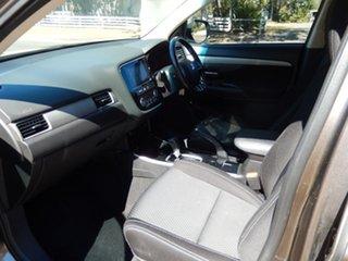 2017 Mitsubishi Outlander ZL MY18.5 LS 7 Seat (2WD) Grey Continuous Variable Wagon