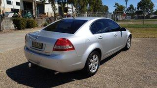 2008 Holden Berlina VE MY09 Dual Fuel Silver 4 Speed Automatic Sedan.