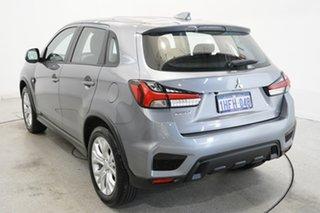 2021 Mitsubishi ASX XD MY21 ES 2WD Titanium 1 Speed Constant Variable Wagon.