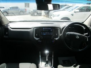 2017 Holden Colorado RG MY18 LTZ (4x4) Grey 6 Speed Automatic Crew Cab Pickup