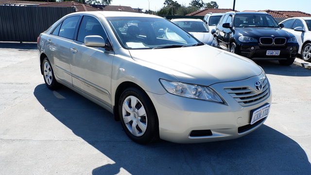 Used Toyota Camry ACV40R Altise St James, 2006 Toyota Camry ACV40R Altise Silver 5 Speed Automatic Sedan