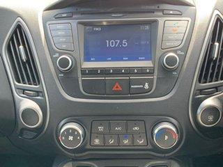 2014 Hyundai ix35 Series II SE Silver Sports Automatic Wagon