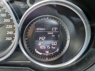 2013 Mazda CX-5 KE1031 MY14 Maxx SKYACTIV-Drive AWD Sport Jet Black 6 Speed Sports Automatic Wagon