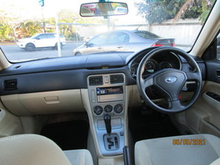 2005 Subaru Forester MY06 X Abyss Blue 4 Speed Auto Elec Sportshift Wagon