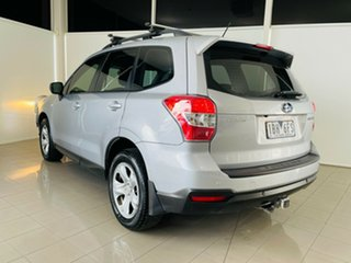 2014 Subaru Forester S4 MY14 2.5i Lineartronic AWD Silver, Chrome 6 Speed Constant Variable Wagon.