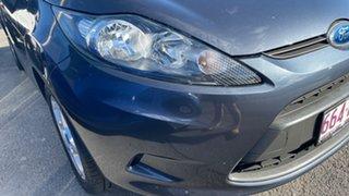 2009 Ford Fiesta WS LX Grey 5 Speed Manual Hatchback.