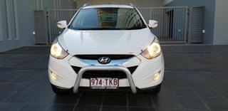 2013 Hyundai ix35 LM MY13 Elite (AWD) White 6 Speed Automatic Wagon.