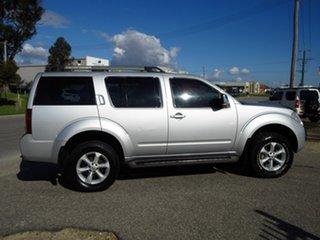 2011 Nissan Pathfinder R51 Series 4 ST-L (4x4) Silver 5 Speed Automatic Wagon.