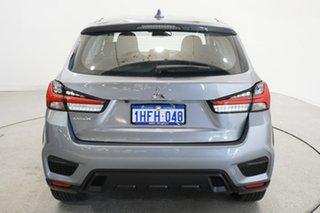 2021 Mitsubishi ASX XD MY21 ES 2WD Titanium 1 Speed Constant Variable Wagon