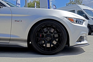 2017 Ford Mustang FM 2017MY GT Fastback SelectShift Ingot Silver 6 Speed Sports Automatic Fastback
