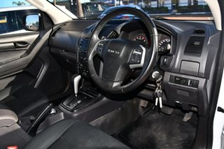 2016 Isuzu D-MAX MY15 SX Space Cab White 5 Speed Sports Automatic Cab Chassis