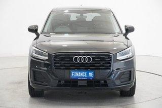 2019 Audi Q2 GA MY20 35 TFSI S Tronic design Black 7 Speed Sports Automatic Dual Clutch Wagon.