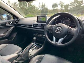 2015 Mazda 3 BM Series Touring Grey Sports Automatic Hatchback