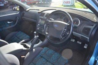 2005 Ford Falcon BA MkII XR6 Blue 5 Speed Manual Utility