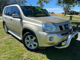 2009 Nissan X-Trail T31 TS Gold 6 Speed Manual Wagon.