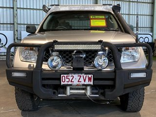 2008 Nissan Navara D40 RX King Cab Silver 6 Speed Manual Cab Chassis