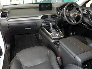 2016 Mazda CX-9 MY16 Touring (FWD) White 6 Speed Automatic Wagon.