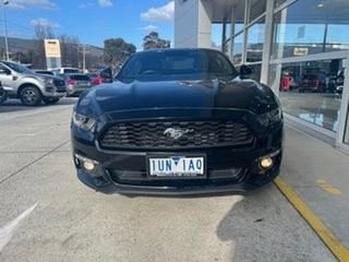2017 Ford Mustang FM 2017MY Fastback SelectShift Black 6 Speed Sports Automatic Fastback.