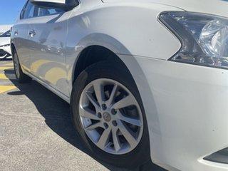 2016 Nissan Pulsar B17 Series 2 ST Cream 1 Speed Constant Variable Sedan