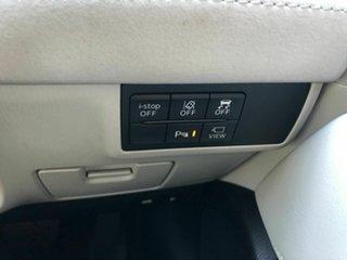 2018 Mazda 6 GL1032 Atenza SKYACTIV-Drive Black 6 Speed Sports Automatic Sedan