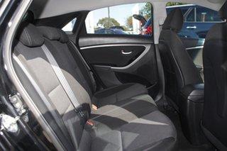 2017 Hyundai i30 GD4 Series II MY17 Active Phantom Black 6 Speed Sports Automatic Hatchback